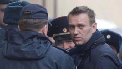 """صورة روسيا تتعرض لضغوط شديدة بسبب """"تسميم نافالني"""""""