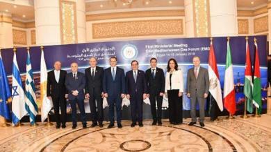 صورة مساعٍ لتحويل منتدى غاز شرق المتوسط إلى منظمة إقليمية