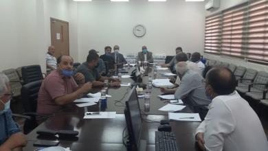 """صورة """"الخليج العربي"""" تعقد سلسلة اجتماعات تحضيراً لفتح الحقول"""
