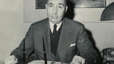 صورة الذكرى الـ 50 لرحيل أول رئيس حكومة ليبية بعد الاستقلال