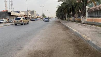 صورة شركة الخدمات العامة تعلن انتهاء أعمال التنظيف في طرابلس