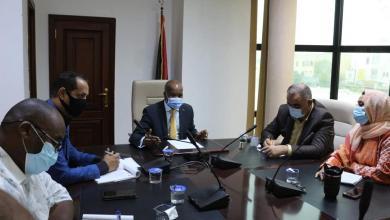صورة وزارة العمل تناقش آليات اتفاقيات التدريب والتشغيل