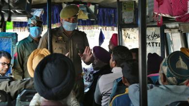 """صورة الهند: ارتفاع قياسي بإصابات """"كورونا"""" بـ95 ألف حالة جديدة"""