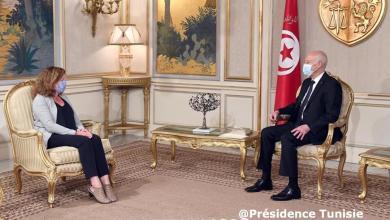 صورة تونس: مستعدون لقيادة حوار وطني لحل أزمة ليبيا