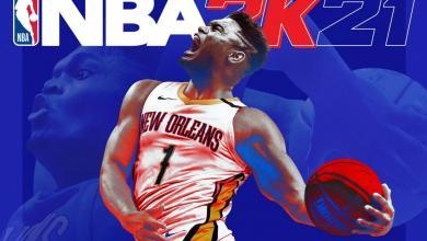 صورة مراجعة NBA 2K21