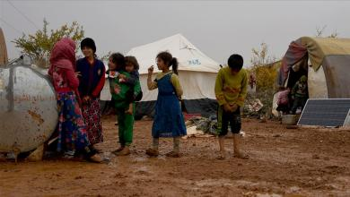 صورة تحذيرات أممية من تفشي كورونا بمخيمات اللجوء السورية