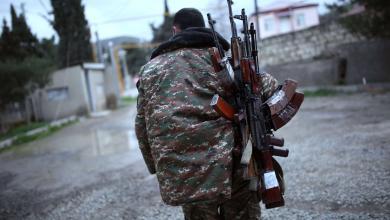 صورة تقرير: روسيا تعتزم نقل مرتزقة سوريين إلى ليبيا