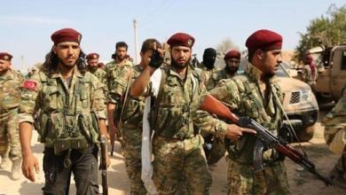 صورة بعد انتهاء عقودهم.. 1400 مرتزق يُغادرن ليبيا إلى سوريا