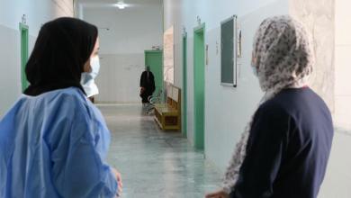 صورة تزويد مستشفى الأبرق بفريق طبي لقسم النساء