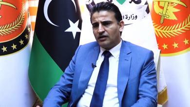"""صورة """"النمروش"""" يُطالب بـ""""مسار حقوقي"""" يَضمَن محاسبة """"من أجرم بحقّ الليبيين"""""""