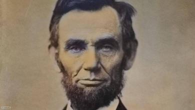 صورة خصلة من شعر رئيس أمريكي تباع بمبلغ كبير