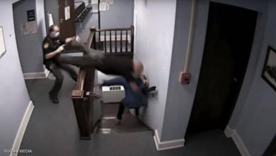 صورة مجرم يفرُّ من المحكمة بطريقة هوليوودية.. شاهد الفيديو