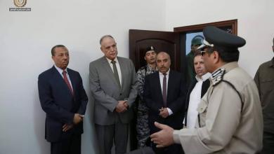 """صورة نقابة الشرطة تطالب الحكومة الليبية بفتح تحقيق في """"مزاعم"""" تقصير مهامها"""