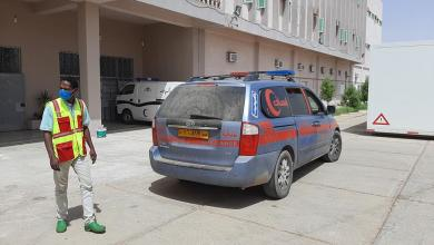 صورة سبها.. تدابير عاجلة للحفاظ على تغذية مراكز العزل الصحي بالكهرباء