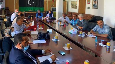 صورة النقابة العامة للمحامين بليبيا توضح نتائج اجتماعها حول ملف الدعاوي