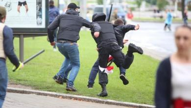 صورة حملة اعتقالات تستهدف معارضي الرئيس في روسيا البيضاء