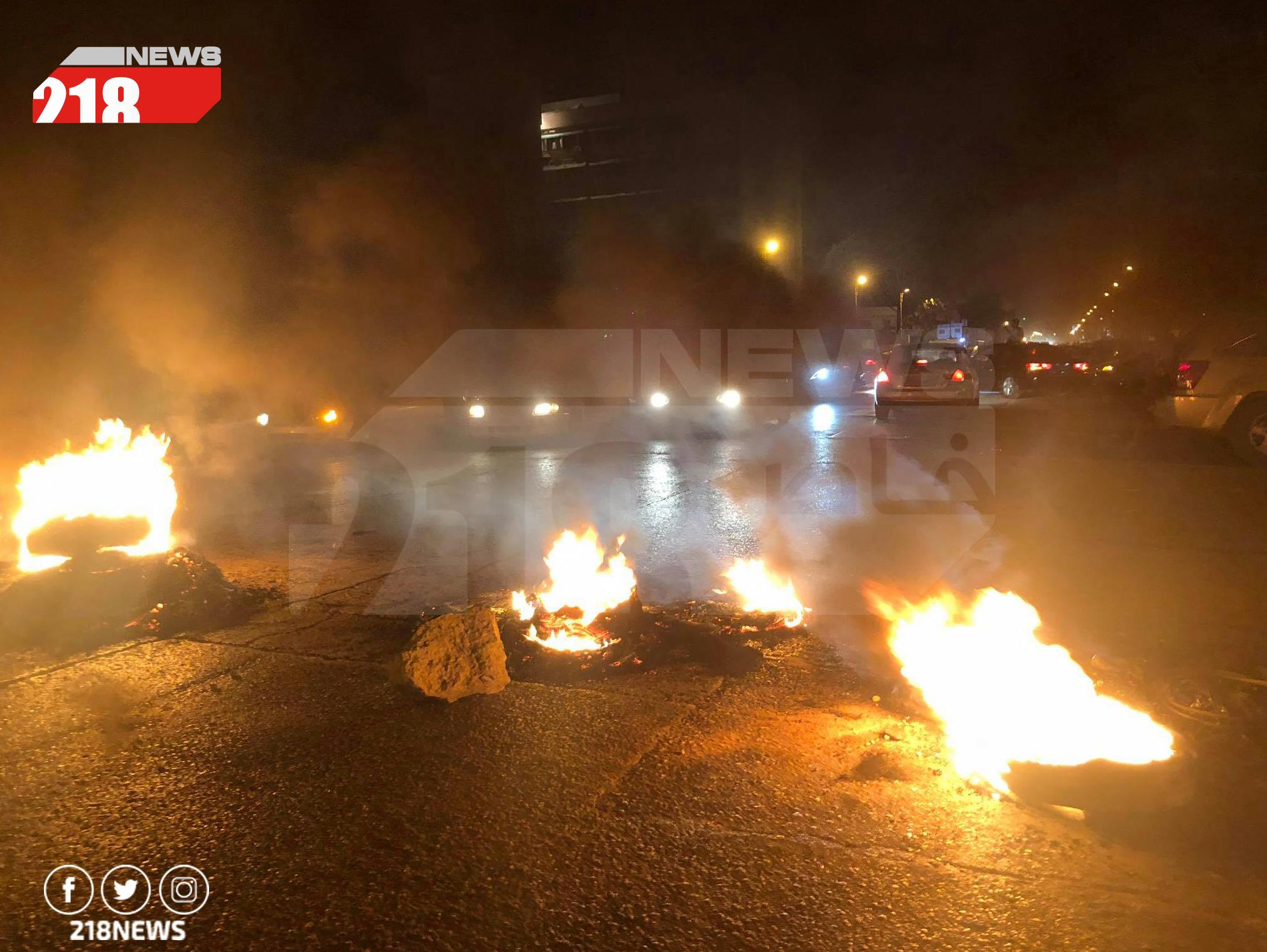 احتجاجات بنغازي