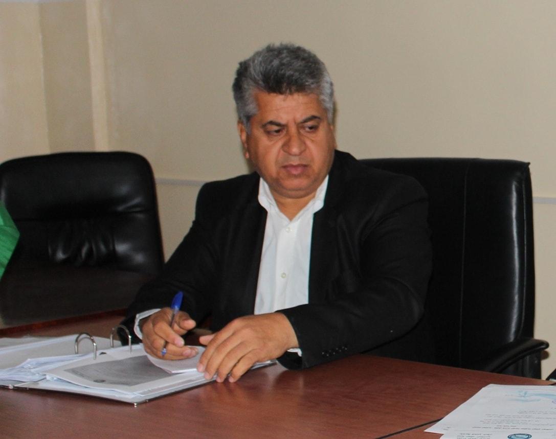 عميد بلدية قصر خيار عمران الباوندي