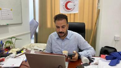 صورة الهلال الأحمر الليبي يشارك في اجتماعات لجنة عمليات الحركة الإنسانية