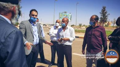 """صورة """"بلدي سبها"""" ينفي خبر رفضه استلام غاز الطهي القادم من """"الوفاق"""""""