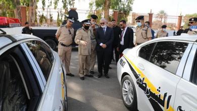 صورة سيارات المرور في طرابلس بحُلّة جديدة (صور)