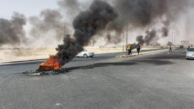 """صورة غضب عارم في ودان احتجاجا على """"حياة لا تُطاق"""""""