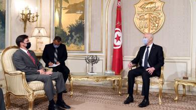 """صورة توافق """"أميركي تونسي"""" بشأن الحل السلمي في ليبيا"""