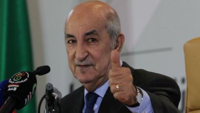 """صورة الرئاسة الجزائرية: صحة تبّون """"مستقرة ولا تدعو للقلق"""""""