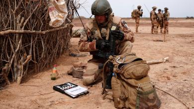 """جنود فرنسيون في مالي-""""رويترز"""""""