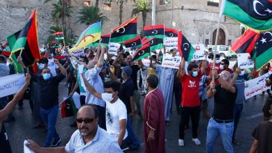 """صورة """"هيومن رايتس"""": مجموعات تابعة للوفاق """"قمعت"""" المتظاهرين"""