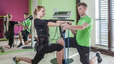 صورة فوائد ومخاطر تمارين التحفيز الكهربائي للعضلات