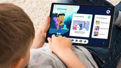 صورة لينوفو تطلق الجيل الثاني من جهازها اللوحي للأطفال