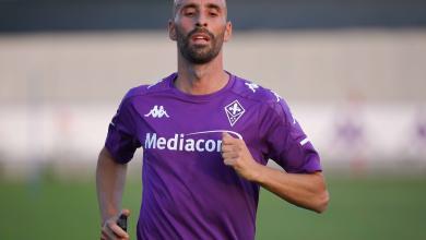 صورة فيورنتينا يُعلن عودة لاعبه الإسباني بورخا فاليرو