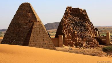 صورة فيضان النيل.. هل يدمّر مواقع أثرية سودانية عمرها آلاف السنين؟