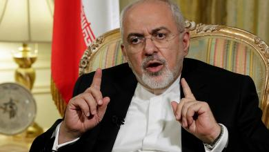 """صورة """"ظريف"""": إيران مستعدة لتبادل السجناء مع الولايات المتحدة الأميركية"""