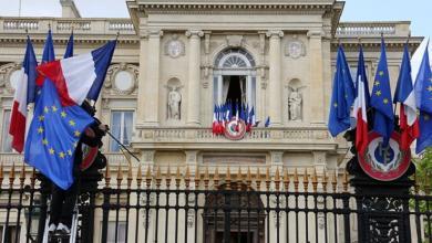 """صورة تحذير فرنسي من """"انهيار لبنان"""" إن لم يشكل حكومة جديدة"""