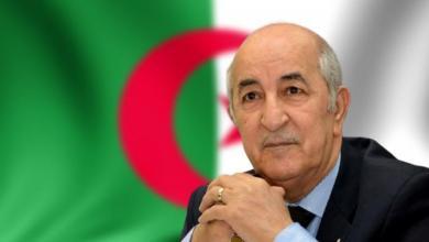 صورة الرئيس الجزائري يقرر استئناف النشاط الرياضي في بلاده