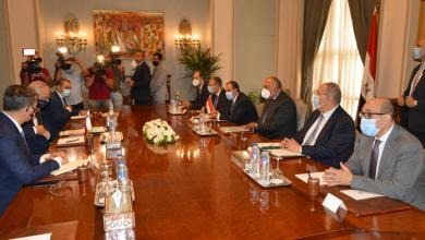 """صورة """"الوضع الليبي"""".. محور مباحثات مصرية مالطية"""