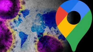 صورة خرائط غوغل تكافح كورونا.. على طريقتها
