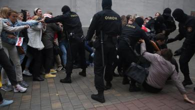 صورة روسيا البيضاء.. اعتقال قادة من المعارضة لقمع الاحتجاجات