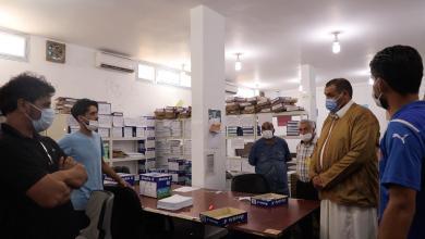 صورة وزير التعليم يزور مقر الإدارة العامة للامتحانات في البيضاء