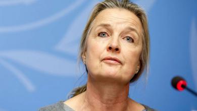 """صورة """"إليزابيث هوف"""" تؤكد لــ 218 نفي """"الصحة العالمية"""" مزاعم منح ليبيا مساعدات مالية"""