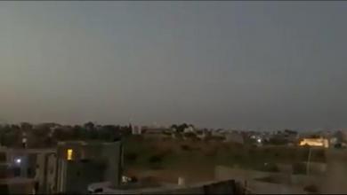 """صورة اشتباكات بالأسلحة الثقيلة بين """"تشكيلات الوفاق"""" في تاجوراء"""