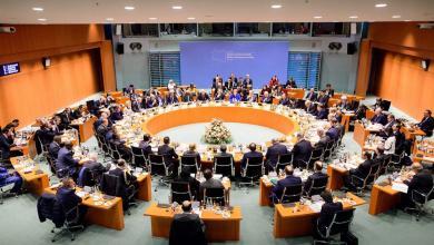 صورة حراك هولندي وألماني لإنهاء الأزمة في ليبيا