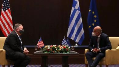 صورة واشنطن: حوار تركيا واليونان يحل النزاع ويحقق الأمن بالمتوسط