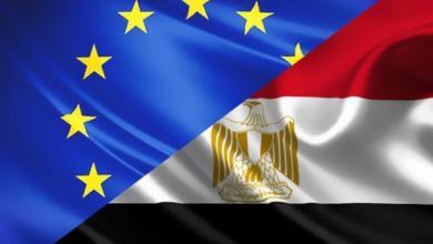 """صورة موقف """"مصري أوروبي"""" مُتناغم بشأن سبل تسوية أزمة ليبيا"""