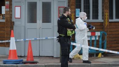 صورة مقتل شخص وإصابة 7 بحوادث طعن في وسط إنجلترا