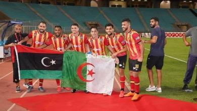 """صورة حمدو الهوني يتوج مع فريقه """"الترجي"""" بالسوبر التونسي"""