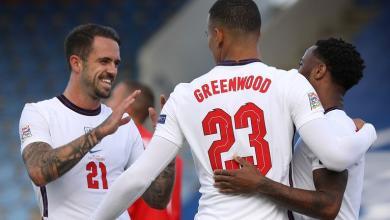 صورة الدنمارك تواجه إنجلترا في دوري الأمم الأوروبية