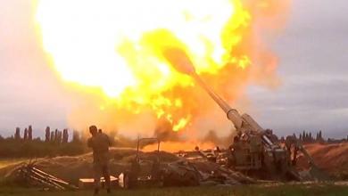 صورة الخارجية الروسية: تقارير بنقل مقاتلين من ليبيا إلى أذربيجان